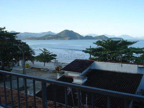Apartamento Com 1 Dorm, Praia Das Toninhas, Ubatuba - R$ 405 Mil, Cod: 868 - V868