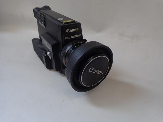 Filmadora Super 8 Canon 814xl Lente Macro