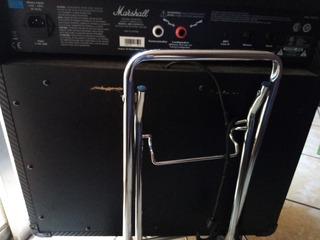 Amplificador De 50 Watts Marshall Mg50cfx