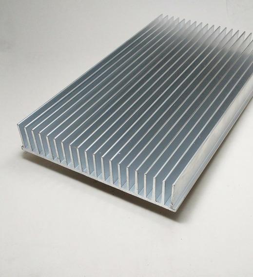 Dissipador Calor Aluminio 17,2cm Largura X 20cm Compr