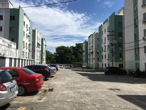 Apartamento Para Venda Em Rio De Janeiro, Campo Grande, 3 Dormitórios, 1 Banheiro - Fhm3070