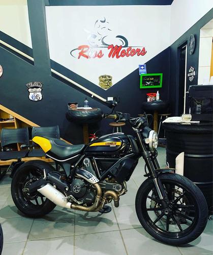 Ducati Full Throttler