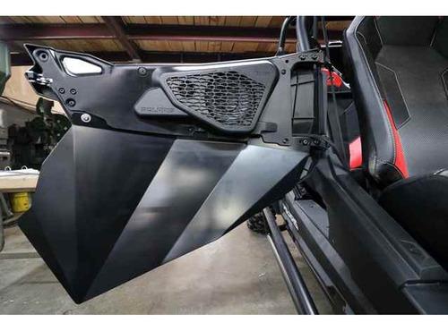 Imagen 1 de 4 de Medias Puertas De Aluminio Rzr 900/1000/turbo 2plazas