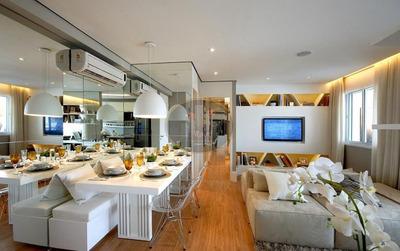 Cobertura Com 2 Dormitórios À Venda, 135 M² Por R$ 847.000 - Vila Ipojuca - São Paulo/sp - Co0043