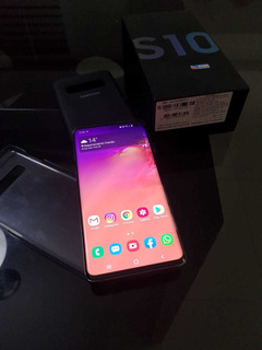 Celular Samsung S10 De 128gb Como Nuevo