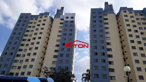 Imagem 1 de 20 de Apartamento Com 2 Dormitórios À Venda, 52 M² Por R$ 195.000,00 - Guaianazes - São Paulo/sp - Ap2424