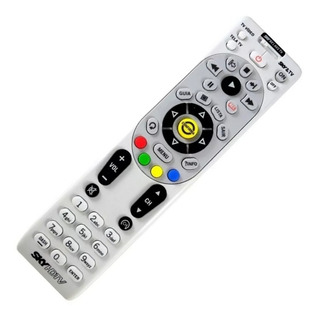 Controle Remoto Sky Hdtv Hd Plus C/ Chave Novo Original