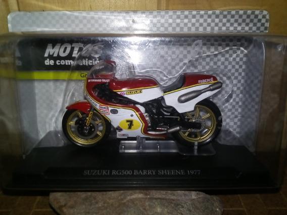 Coleccion Moto Gp -suzuki Rg 500 Barry Sheene -1977