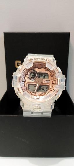 Relógio Casio Gshock Ga700 * Frete Grátis * 12x Sem Juros