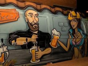 Beer Truck - Kombi - Pronta Para Negócio