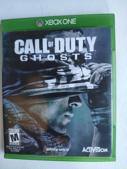 Call Of Duty Ghosts Midia Física Semi Novo