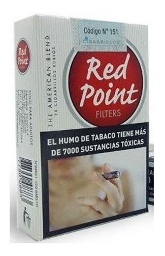 Red Point On Carton X 10 Atados Box