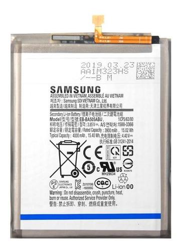 Imagen 1 de 2 de Batería Samsung Galaxy A50 / A30(sa-eb-ba505abu) Original