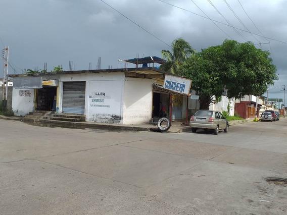 Local Y Casa Zona Comercial