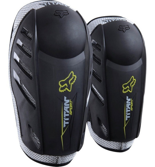 Codera Fox Titan Sport Negro (par) Adulto Motocross Enduro