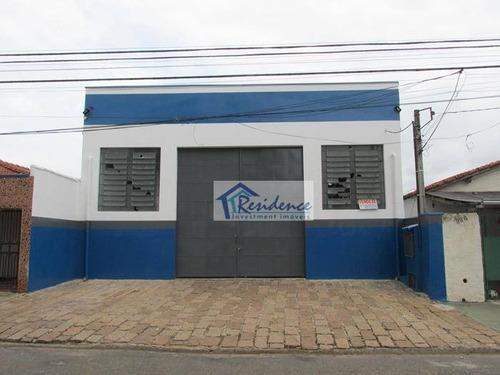 Galpão Na Vila Brizzola - Ga0059
