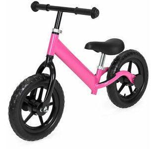 Bicicleta De Entrenamiento Equilibrio Niños Bcp Con Asiento