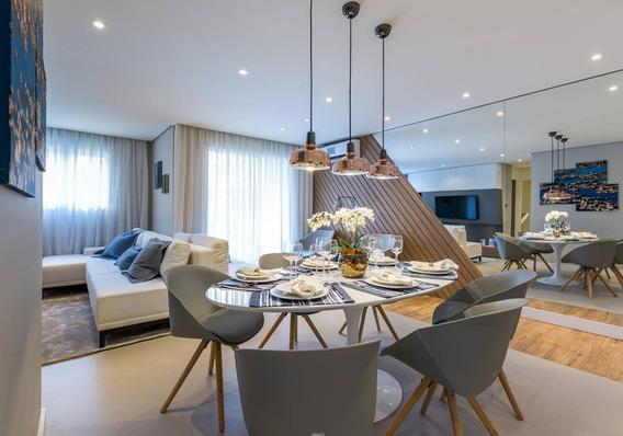 Apartamento À Venda, Belém, 56,00m², 2 Dormitórios, 1 Suíte! Entrega Em Mai/2021! - It46967