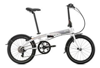 Bicicleta Plegable Urbana Guardabarros Tern Link D8
