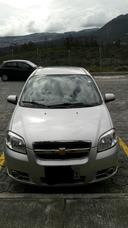 Chevrolet Aveo Emotion Advance 2013