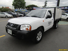 Nissan D-22 Mt 2400cc 4x2