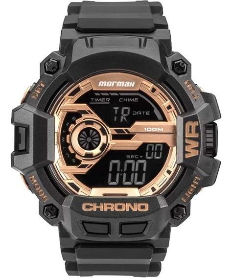 Relógio Mormaii Acqua Chrono Garantia Technos Original Nfe
