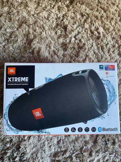 Caixa De Som Jbl Xtreme Usada