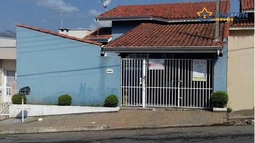 Casa Com 2 Dormitórios À Venda, 100 M² Por R$ 350.000,00 - Jardim Das Cerejeiras - Atibaia/sp - Ca1923