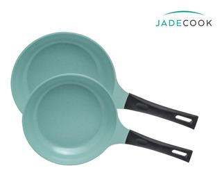 Jade Cook - Juego De Sartenes (20 Y 24cm) - 2 Piezas