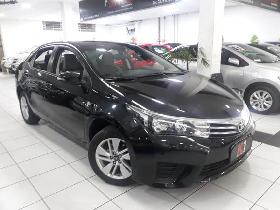 Toyota Corolla 1.8 16v Gli Flex 4p Mecanico 2016