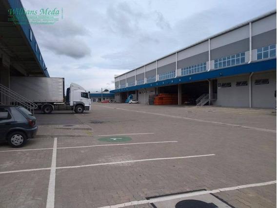 Galpão Industrial Para Locação, Bonsucesso, Guarulhos. - Ga0174