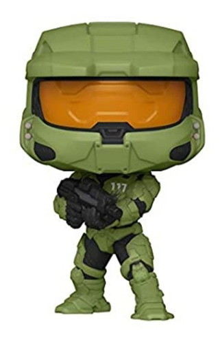 Funko Pop Halo Infinite Master Chief Original Halo 6 Nuevo