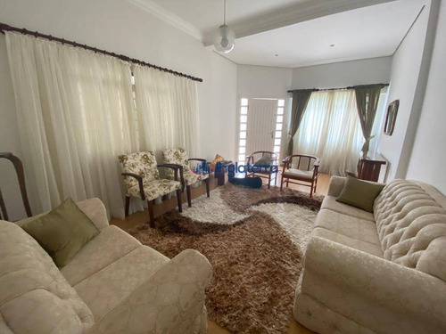 Casa À Venda, 200 M² Por R$ 750.000,00 - Jardim Petrópolis - Londrina/pr - Ca1253