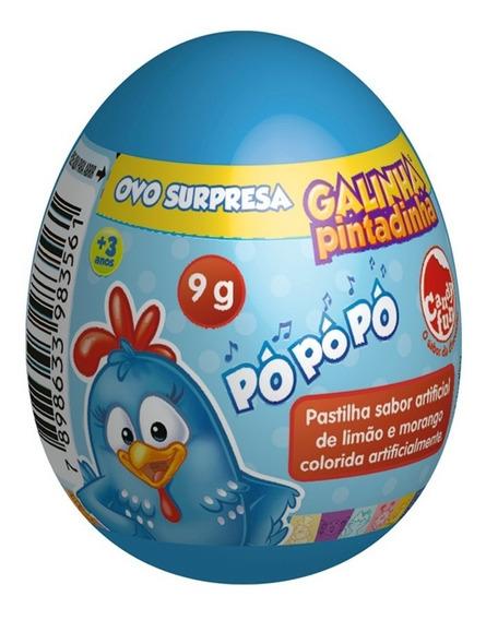 Ovo Surpresa - Galinha Pintadinha