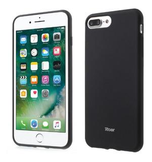 Funda iPhone 7 8 7+ 8 Plus iPhone X ,silicone Tpu Case Roar