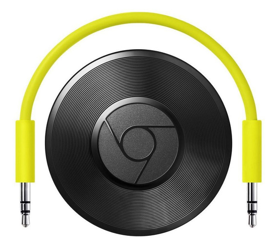 Chromecast Audio Hero Streaming Vitrine