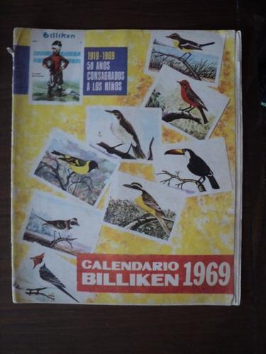 Calendario Del Ano 1969.Calendario Billiken Ano 1969