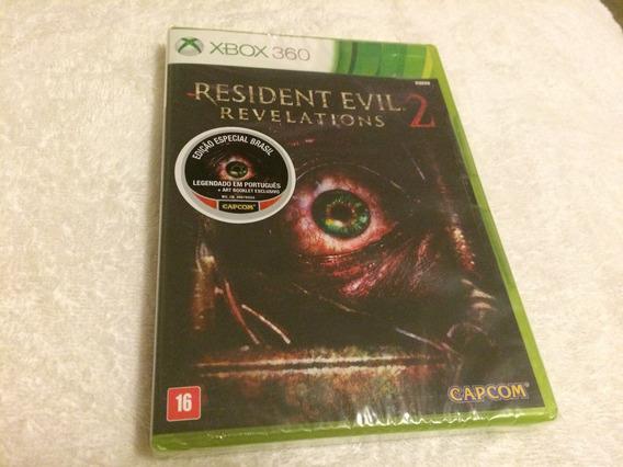 Resident Evil Revelations 2 Legendado Em Português - Lacrado