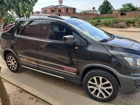 Chevrolet Spin 1.8 Activ Ltz 7as 105cv 2016