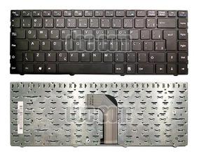 Teclado Notebook Qbex Mp-12c16pa-360 82b382-fp9100 Wifi F10