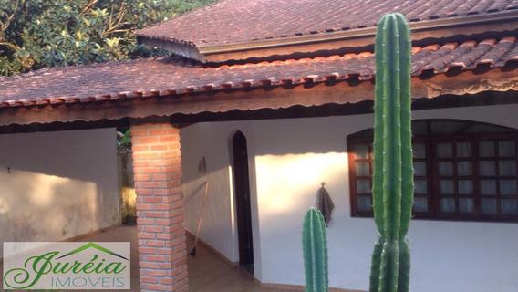 Casa Completa Com Piscina, Edicula E Lago Na Praia Do Guarau