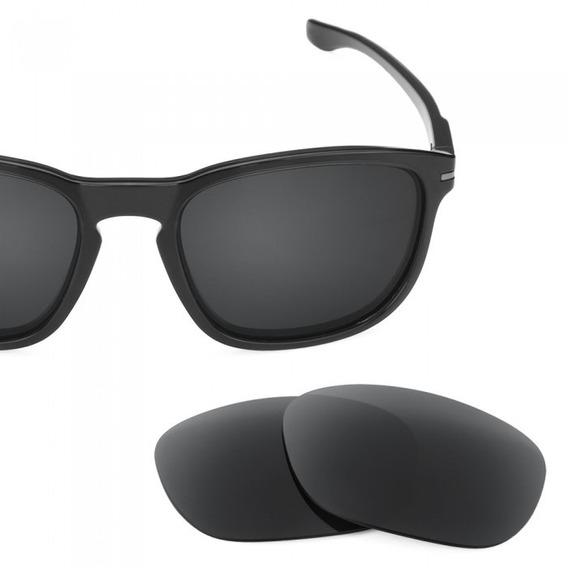 Lente Black Preta Polarizada Para Óculos Oakley Enduro