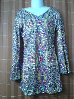 Vestido Lycra- Patinaje Artistico, Talla 8