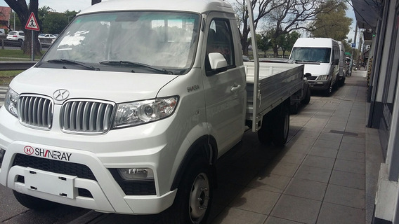 Shineray T30 Cabina Simple Con Duales Para 2500 Kilos