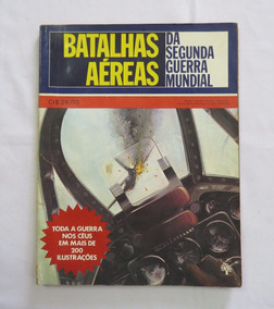 Livro Batalhas Aéreas Da 2ª Guerra