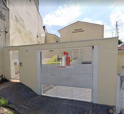 Casa Com 2 Dormitórios À Venda, 85 M² Por R$ 550.000,00 - Chora Menino - São Paulo/sp - Ca0225
