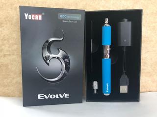 Yocan Evolve Vaporizador Nuevo Y Sellado (100% Original)