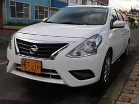 Nissan Versa Sense. El Màs Economico, Negociable.admirelo!!