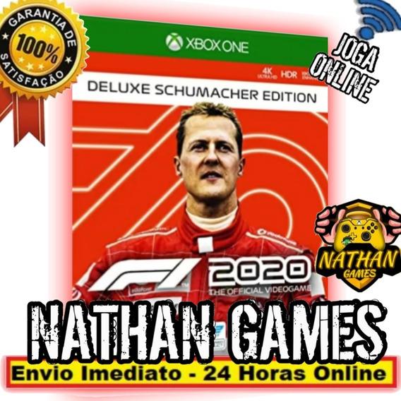 Formula1-deluxe Schumacher - Xbox One-mídia Digital+1 Brinde