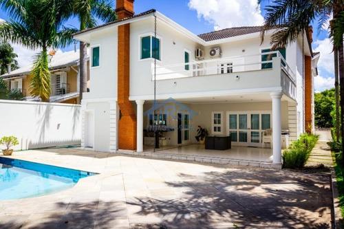 Sobrado Com 5 Dormitórios À Venda, 619 M² Por R$ 3.900.000,00 - Alphaville 0 - Barueri/sp - So1833